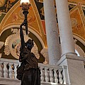 Library Of Congress - Washington Dc - 011311 by DC Photographer