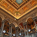 Library Of Congress - Washington Dc - 011314 by DC Photographer