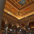 Library Of Congress - Washington Dc - 011321 by DC Photographer
