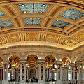 Library Of Congress - Washington Dc - 011322 by DC Photographer