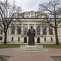 Library Ohio State University  by John McGraw