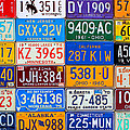 License Plates Of The Usa - Our Colorful American History by Design Turnpike