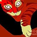 Lick Red by John Berndt