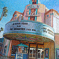 Lido Theater by Mia Tavonatti