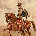 Lieutenant Colonel James Thomas Brudenell  by Alfred de Prades