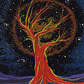 Life Blood Tree By Jrr by First Star Art