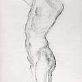Life Drawing 4 by Tom Kostro