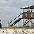 Life Guards On Duty by Michelle Powell