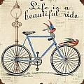 Life Is A Beautiful Ride by Jean Plout