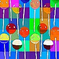 Life Is Full Of Lollipops by Florian Rodarte