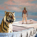 Life Of Pi by Paul Meijering