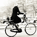 Life On Bike. Trash Sketches From The Amsterdam Streets by Jenny Rainbow