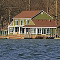 Life On Indian Lake Ohio by Dan Sproul
