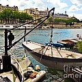 Life On The Seine by Lauren Leigh Hunter Fine Art Photography