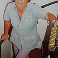 Life Traveller Mum Chris  by Colette V Hera  Guggenheim