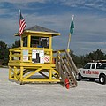 Lifeguard And Beachpatrol by Christiane Schulze Art And Photography
