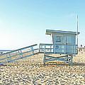 Lifeguard Station #13 by Greg Dyro