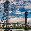 Lift Bridge 3d21789 by Guy Whiteley