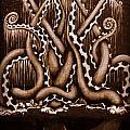 Lift Me Up - Vintage Edit by Sweet Colene Art