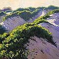 Light Across The Dunes by Graham Gercken