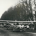 Light Aircraft In March Past by Retro Images Archive