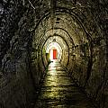 Light At The End Of The Tunnel by Russ Dixon