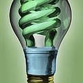 Light Bulb by Bob Orsillo