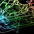 Light Explosion 12 by Alex Art and Photo