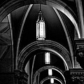 Light In The Basilica by Debbie Nobile