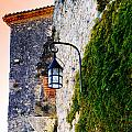 Light On Old Wall by Phill Petrovic