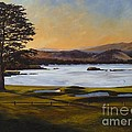 Light On The 18th by Shelley Cost
