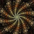 Light Spiral by Gabiw Art