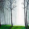 Light Through The Forest by Nirdesha Munasinghe