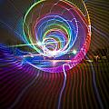 Light Tunnel by Chris  Look