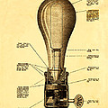 Lightbulb Patent by Bill Cannon