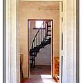 Lighthouse Door by Jamie Johnson