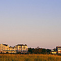 Lighthouse In A Town, Edgartown by Panoramic Images