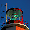 Lighthouse In Nova Scotia by Carl Purcell