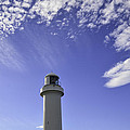 Lighthouse In The Sky by Jason Hughes