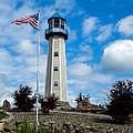 Lighthouse Island by Anthony Thomas