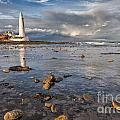 Lighthouse by Julian Eales
