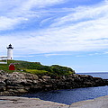 Lighthouse by Laura Gillmer