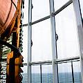 Lighthouse Lens by John Daly