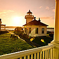 Lighthouse Mukilteo by Puget  Exposure