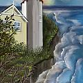 Lighthouse by Nancy Long