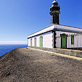 Lighthouse On Hierro by Karol Kozlowski