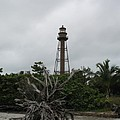 Lighthouse On Sanibel Island by Christiane Schulze Art And Photography