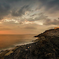 Lighthouse On The Coast, Ardnamurchan by Panoramic Images