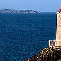 Lighthouse On The Coast, Phare Du Petit by Panoramic Images