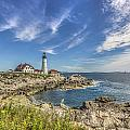 Lighthouse Point by Jane Luxton